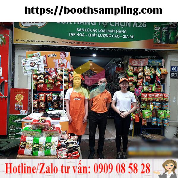 booth-sampling-tai-cua-hang-tap-hoa