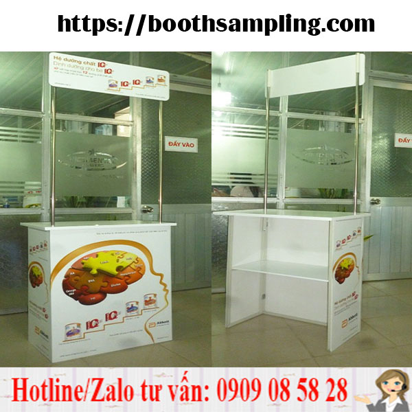 san-xuat-ban-booth-sampling