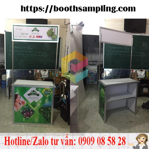 booth-ban-hang-sampling-bang-nhom