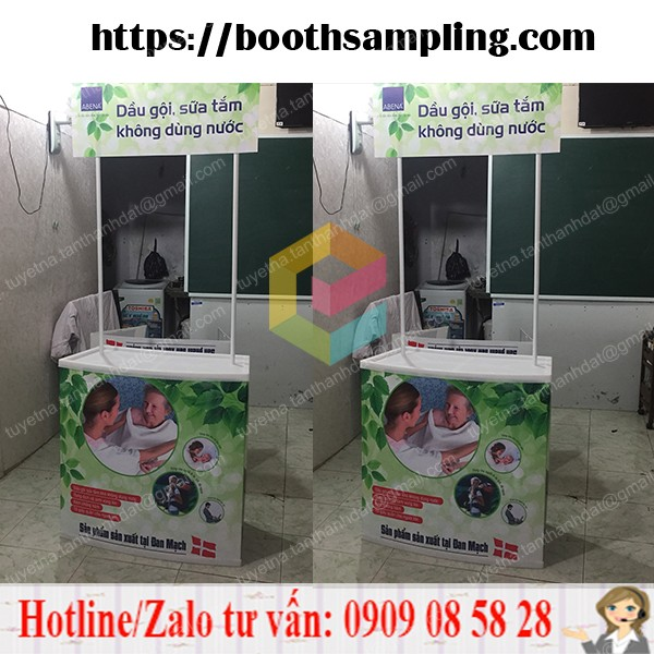 booth nhua quang cao hcm