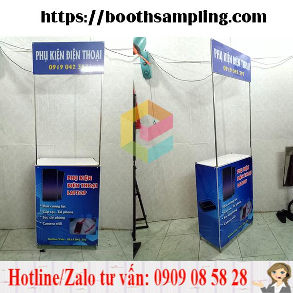 cung cap booth ban hang di dong