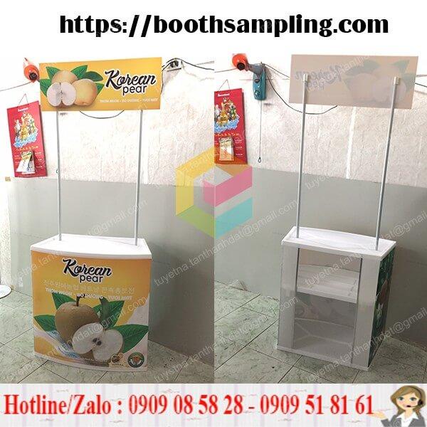 booth ban hang hoi cho