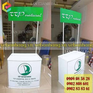 cong ty ban booth ban hang