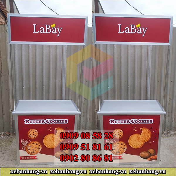cung cap booth activation quang cao san pham